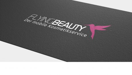 Logodesign für FlyingBeauty