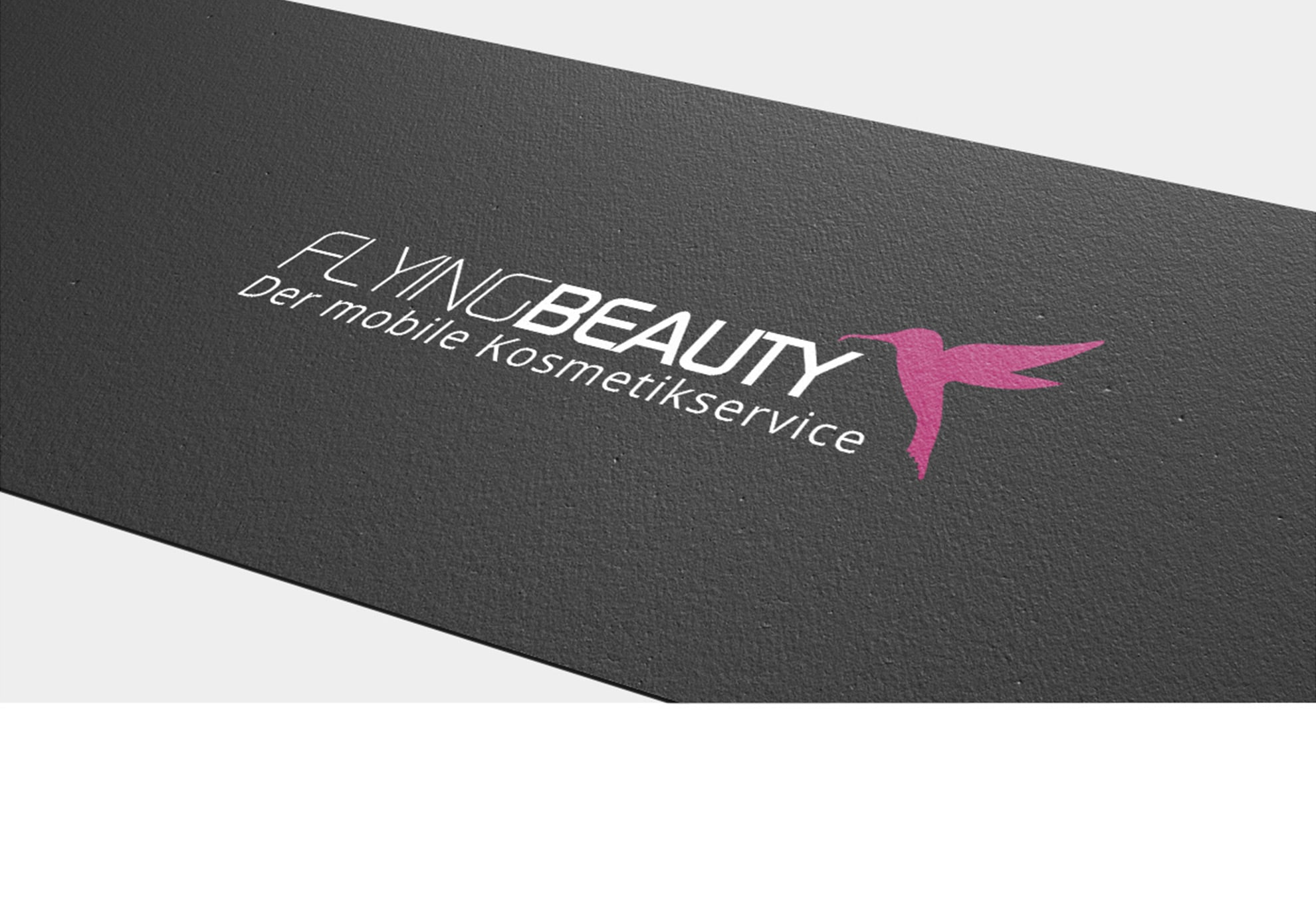 Logodesign für FlyingBeauty