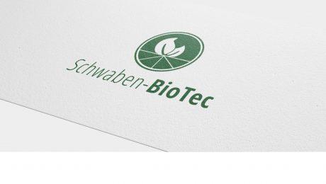 Logodesign für Schwaben BioTec