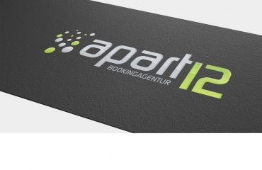 Logodesign für apart12