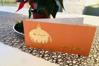 Frohe Weihnachten von der Azoro Werbeagentur
