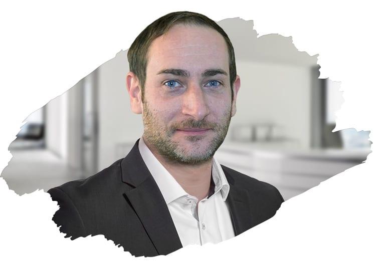 David Denuell - Inhaber der Azoro Werbeagentur, Hechingen
